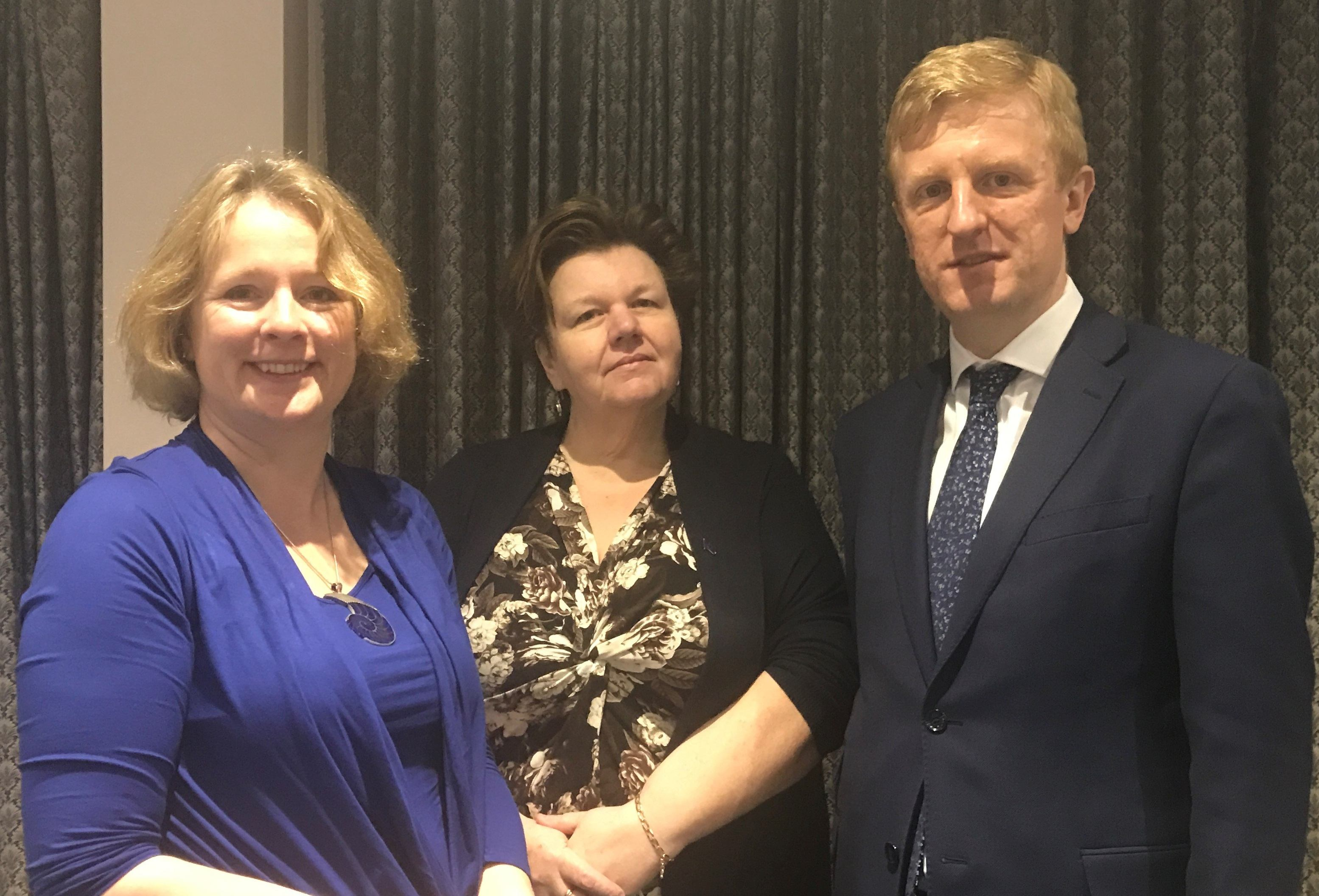 oliver and local mep meet to reassure residents over brexit and eu oliver and local mep meet to reassure residents over brexit and eu nationals oliver dowden