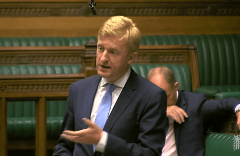 Oliver Dowden MP speaking in the Queen's Speech Debate - 2017